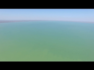 Уральск. озеро Шалкар.