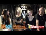 NOSTALGHIA interviewed @ The 2014 Sunset Strip Music Festival