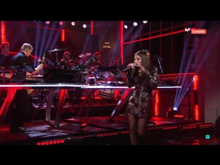 Disclosure - Magnets (with Lorde) (Saturday Night Live 41-05 - 2015-11-14)
