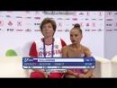 Арина Аверина - булавы финалВсемирные игры 2017, Вроцлав