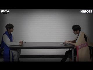 [RUS SUB] HEY!HALO | 1 minute Drama Jokkaebi EP.1 (Goblin Parody)