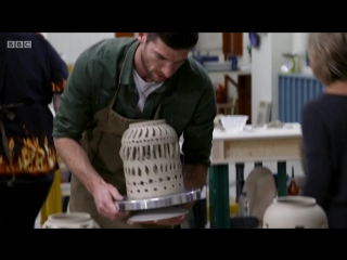 BBC2 The Great Pottery Throw Down Series 2 Episode 3