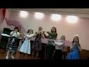 М Качурбина Мишка с куклой ансамбль флейтистов