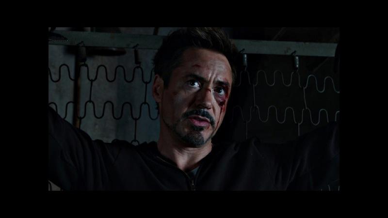 Вы будете плавать в луже крови через 5... 4... 3... 2... 1. Железный человек 3.