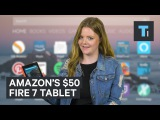 We tried Amazon's $50 tablet  here's what it's like