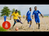 The Incredible Athletes of Sierra Leones Amputee Soccer Club