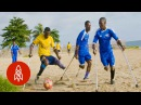 The Incredible Athletes of Sierra Leone's Amputee Soccer Club