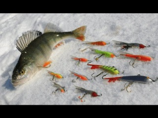 Зимняя рыбалка. Уроки ловли на балансиры от профи - часть 1. Изготовление баланси ...