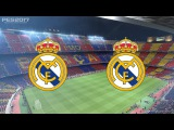 PES 17 avci4201 (Real Madrid) vs RUSMAN- (Real Madrid)