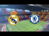 PES 17 -RUSMAN- (Real Madrid) vs Malosek (Chelsea)