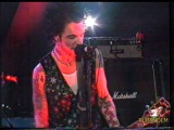 BACKYARD BABIES - Los Conciertos de Radio 3 - 1998 - Part 1 de 2