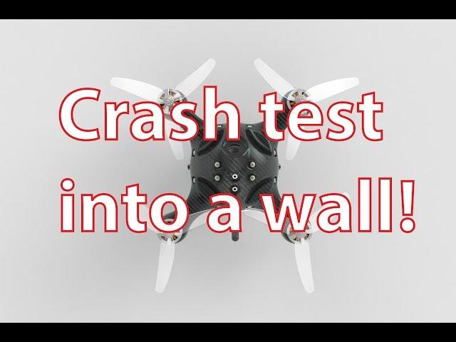 Crash test of Nimbus 195