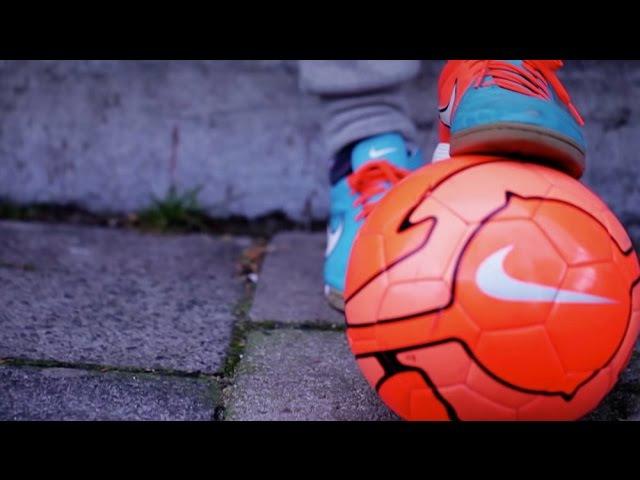 Op straat worden voetbalhelden geboren