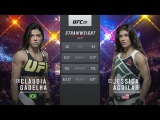 UFC 212 Free Fight Claudia Gadelha vs Jessica Aguilar