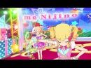 (HD) Aikatsu Stars - Episode 37 - Yume, Laura, Ako, Mahiru - We wish you a merry Christmas -