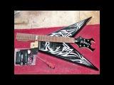 Гитара B.C.Rich (Kerry King) - Death Fire (Mirron)