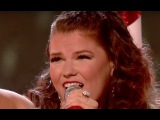 Saara Aalto Makes All Judges Standing With Mariah Carey Song  Semi Final   The X Factor UK 2016