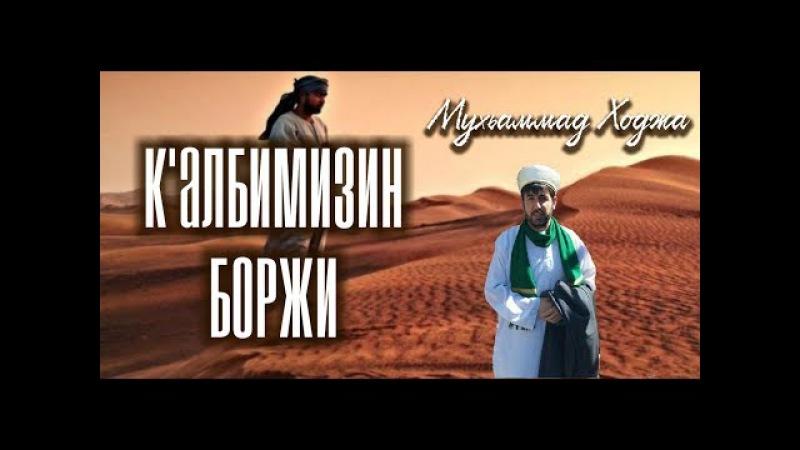 К'албимизин боржи Мухьаммад Ходжа