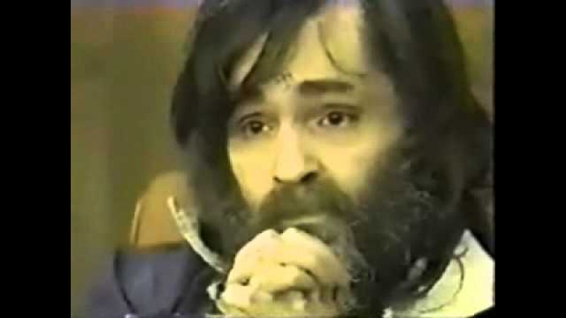 Charles Manson Interview With Penny Daniels Complete