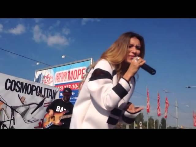 Регина Тодоренко - LIVERPOOL Трц Караван, Киев 10.09.2016