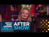After Show Elisabeth Moss Says How Intimidated She Was Working With Robert Redford In Truth  WWHL