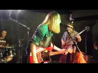 RED IRON CROW - Love Buzz (Shocking Blue - Nirvana cover)