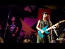 Rush n attakK Cumin' Atcha Live Tesla cover live
