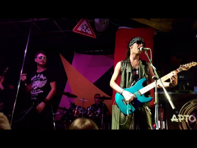 Rush-n-attakK - Cumin' Atcha Live (Tesla cover) (live)
