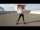 Close Baby. Free Dance by Alisa Lanskaya