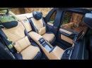 2017 Mercedes Maybach G650 Landaulet - INTERIOR