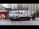 Т-72Б3, Тор-М2ДТ, Панцирь-СА - Репетиция парада Победы 9 мая 2017 на Красной площади