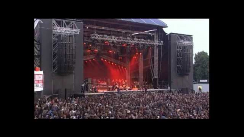 Therion — Live At Wacken 2001