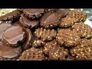 Шоколадное печенье Шоколадное печенье с орехами Печенье шоколадно ореховое