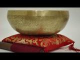 Тибетские поющие чаши для активация жизненной силы. Мощно работает с корневой чакрой.