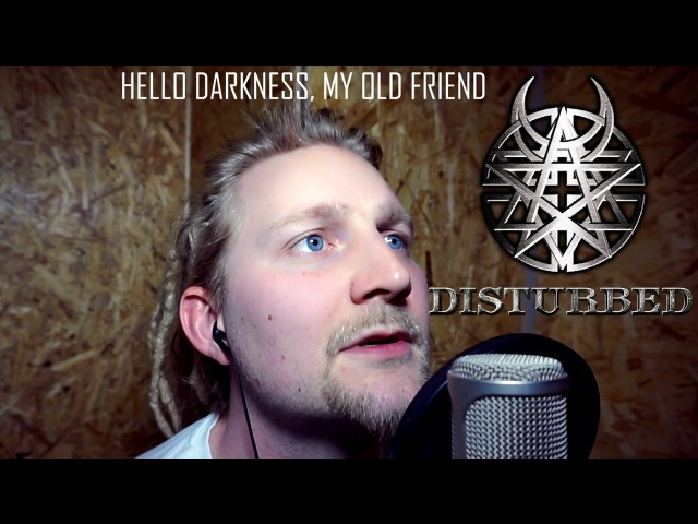 Vocal Cover of The Sound of Silence by Rob Lundgren