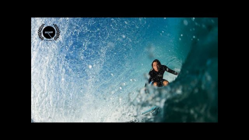 Sharky Desert Surf Sessions | Rip Curl The Search | Skuff TV Surf