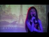 Мария Панюкова.. Me voy (Yasmin Levy cover). Восьмая песня 1-го сольного концерта