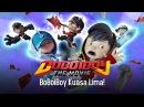 Klip BoBoiboy The Movie BoBoiBoy Kuasa Lima