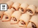 Курабье Турецкое Яблочное песочное печенье Рецепт Эльмалы Курабие Elmali kurabiyesi