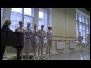 Vaganova Ballet Academy. Classical Dance Exam. Girls, 5th class. December 2015