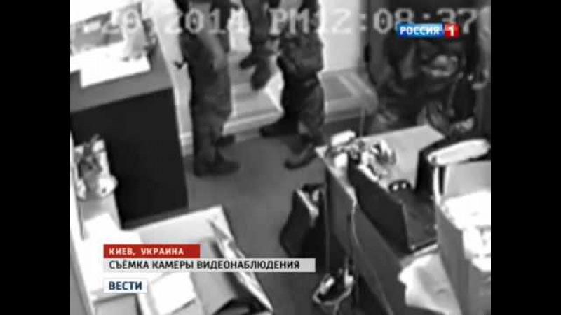 29 08 14 Анархия на Украине растет В Киеве грабежом промышляют уже милиция и прок ...