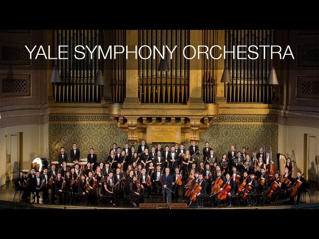 YALE SYMPHONY ORCHESTRA — П. И. Чайковский «Вальс цветов» (из балета «Щелкунчик»)
