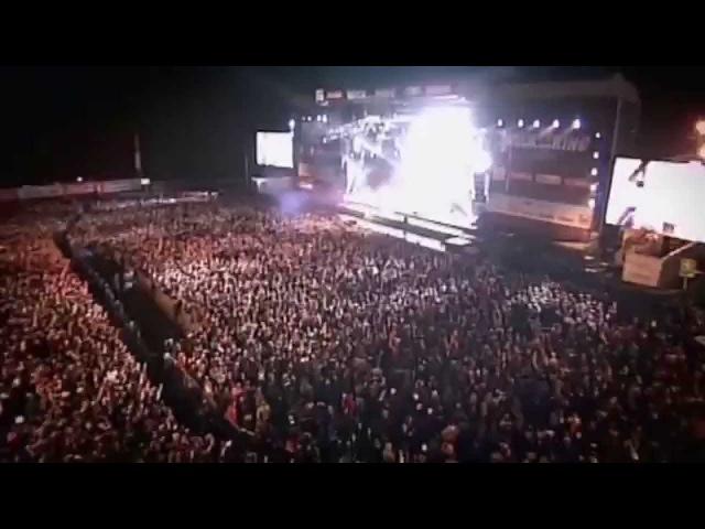 Linkin Park Faint Rock am Ring 2007