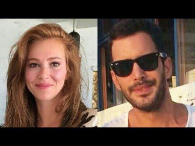 Elçin Sangu Barış Arduç ❤️ My babies are so cute ❤️ after the series ❤️ elbar ❤️ 08.08.2017