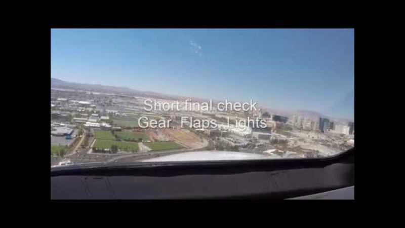 N872G Flight to Las Vegas Cessna Citation Mustang