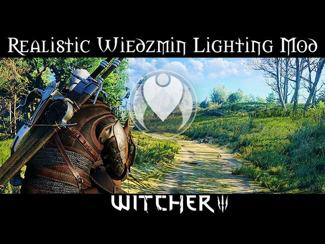REALISTIC WIEDZMIN LIGHTING MOD v5 | Witcher 3 - Ultra Mods | Nvidia GTX 1080