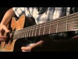 Проще простого - Туман (Сектор газа) на гитаре + Табы