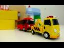 Helfer Autos retten den Bus⚠️Helper Cars auf Deutsch 🚎 Tayo the bus Toys/Spielzeugautos für Kinder