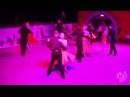 Ученики клуба Чердак танцуют танго на Отчетном концерте 2015