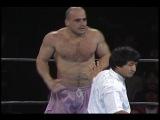 Pancrase - Bas Rutten vs Yusuke Fuke 1993 10 14